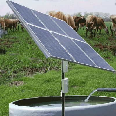 Solar-Water-Submersible-pump