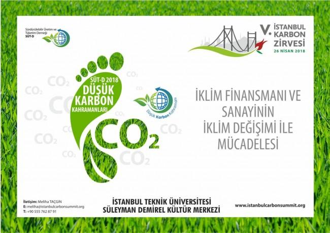 karbon zirvesi duyuru